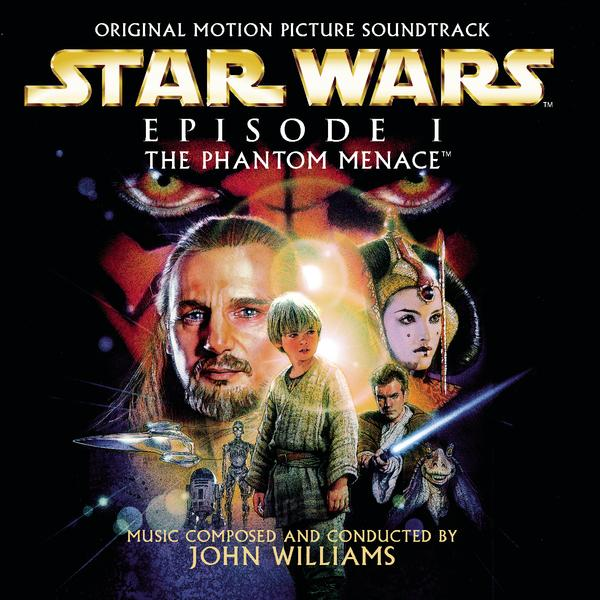 Star Wars Episode 1 Soundtrack On 2xlp Vinyl Original