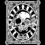 Tshirt Skull (Merch)