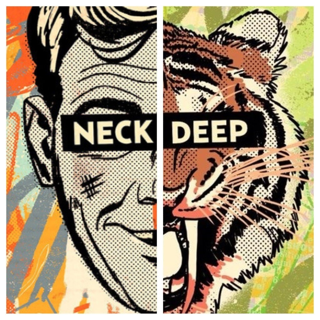 Neck Deep Rain In July A History Of Bad Decisions 12