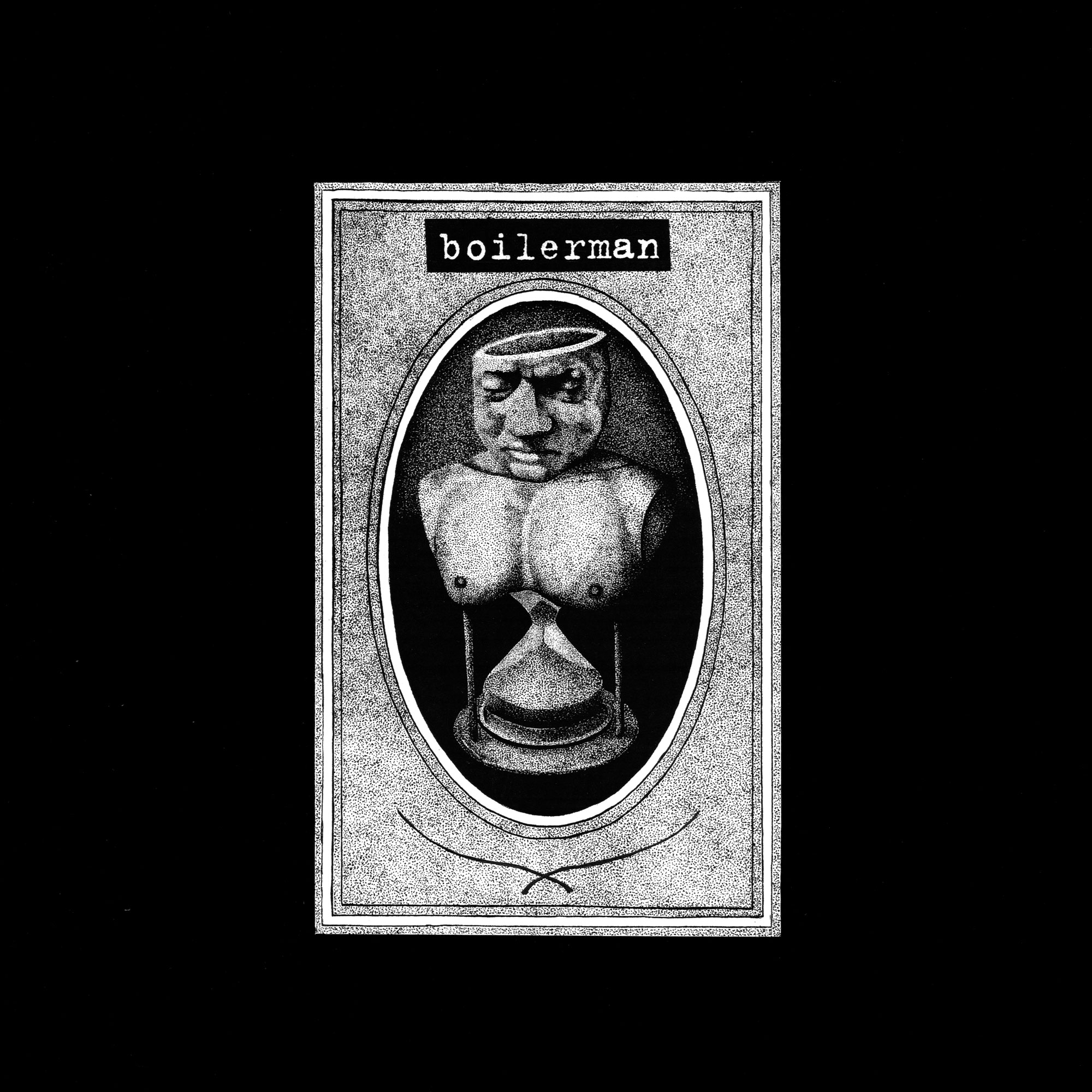 """Preorder BOILERMAN's new one-sided 10"""""""