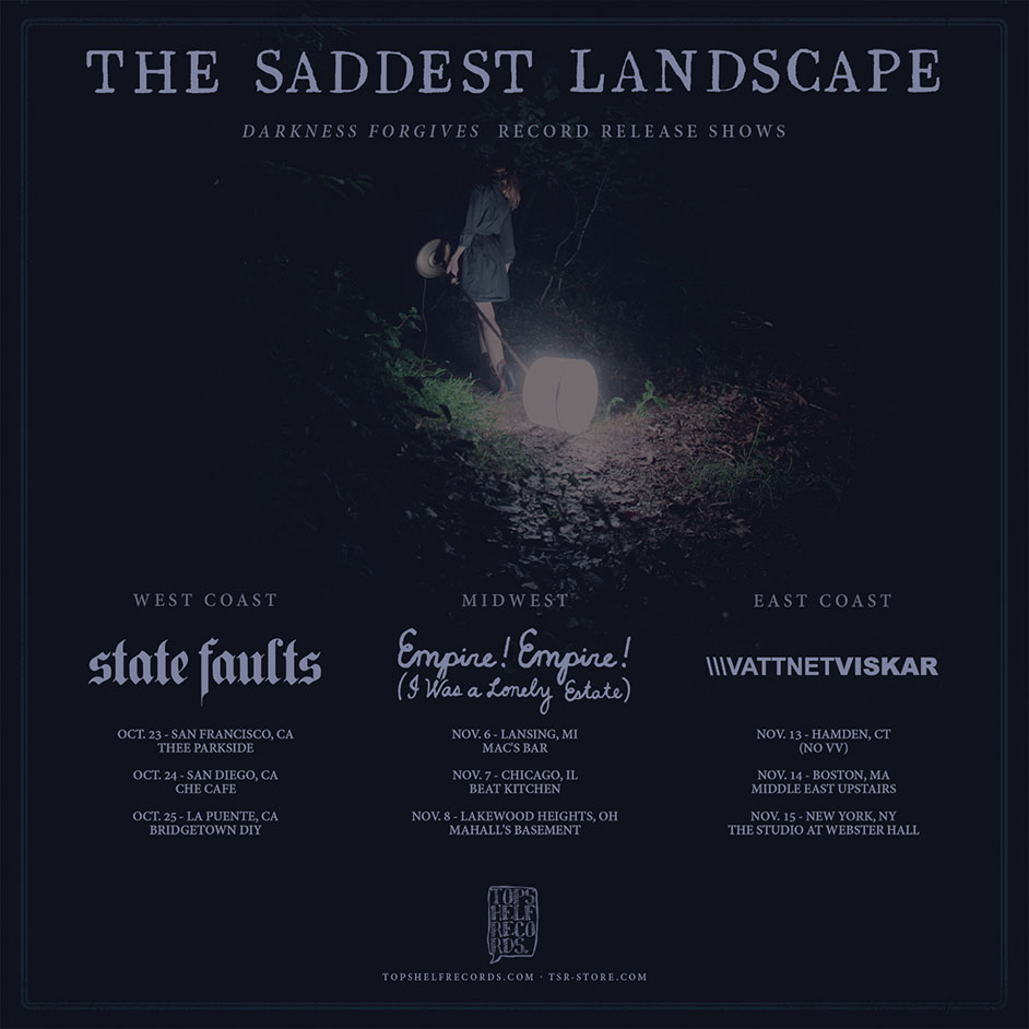 Topshelf Records News The Saddest Landscape New