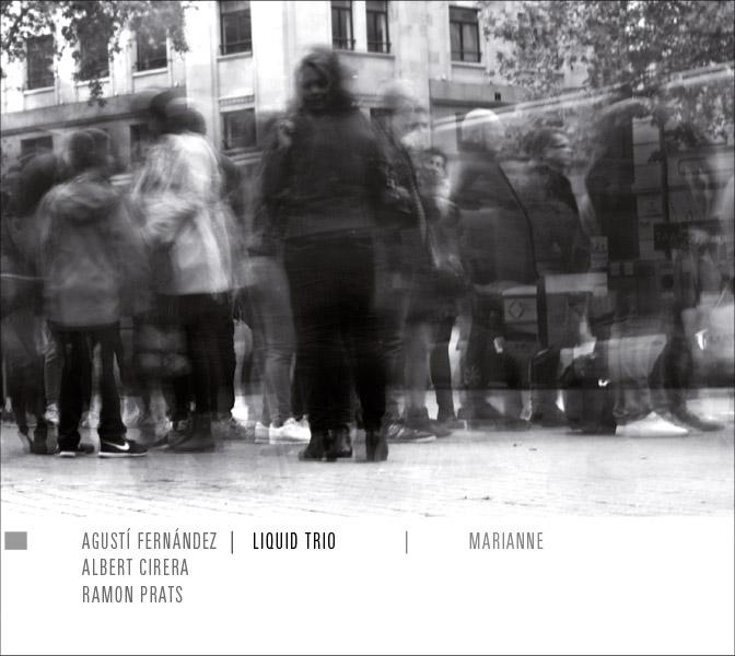 LIQUID TRIO - Marianne