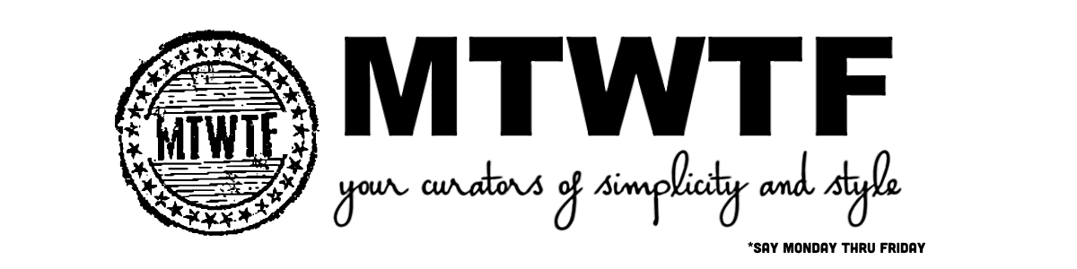 COMING SOON - MTWTF