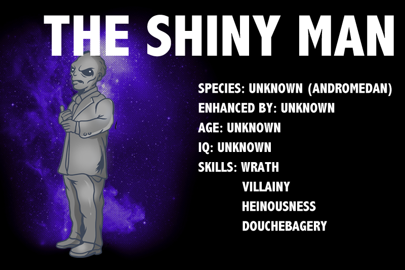 The Shiny Man