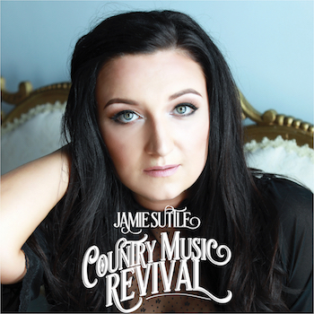 Jamie Suttle Country Music Revival Album Cover