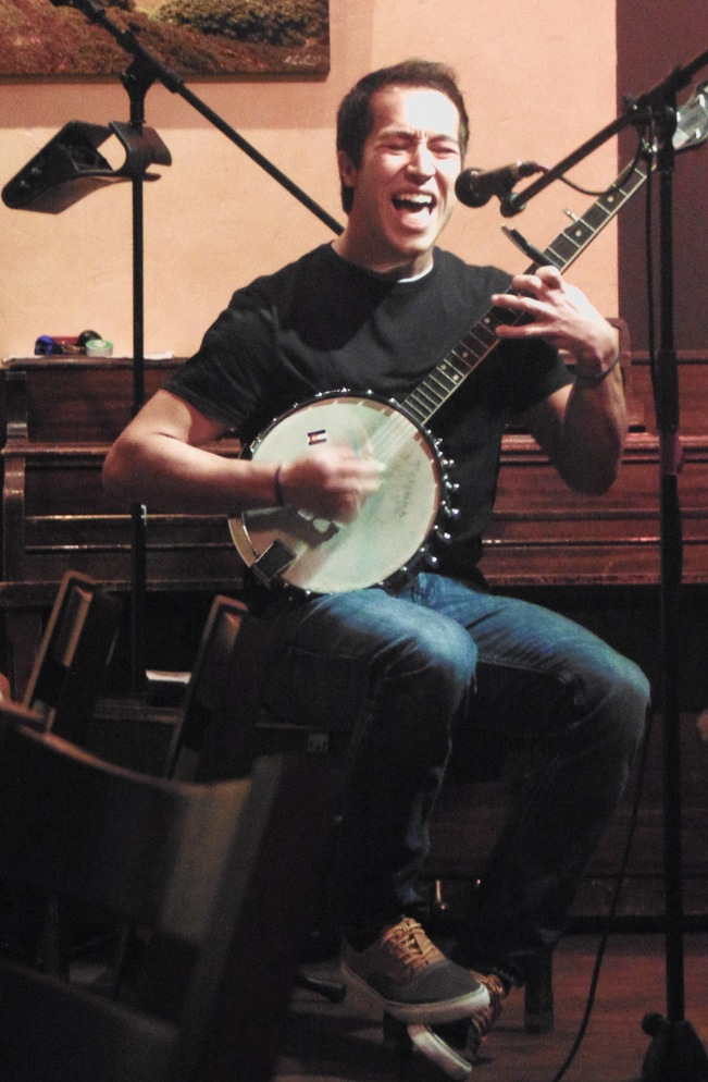 jesse sanders banjo plot line records timberline