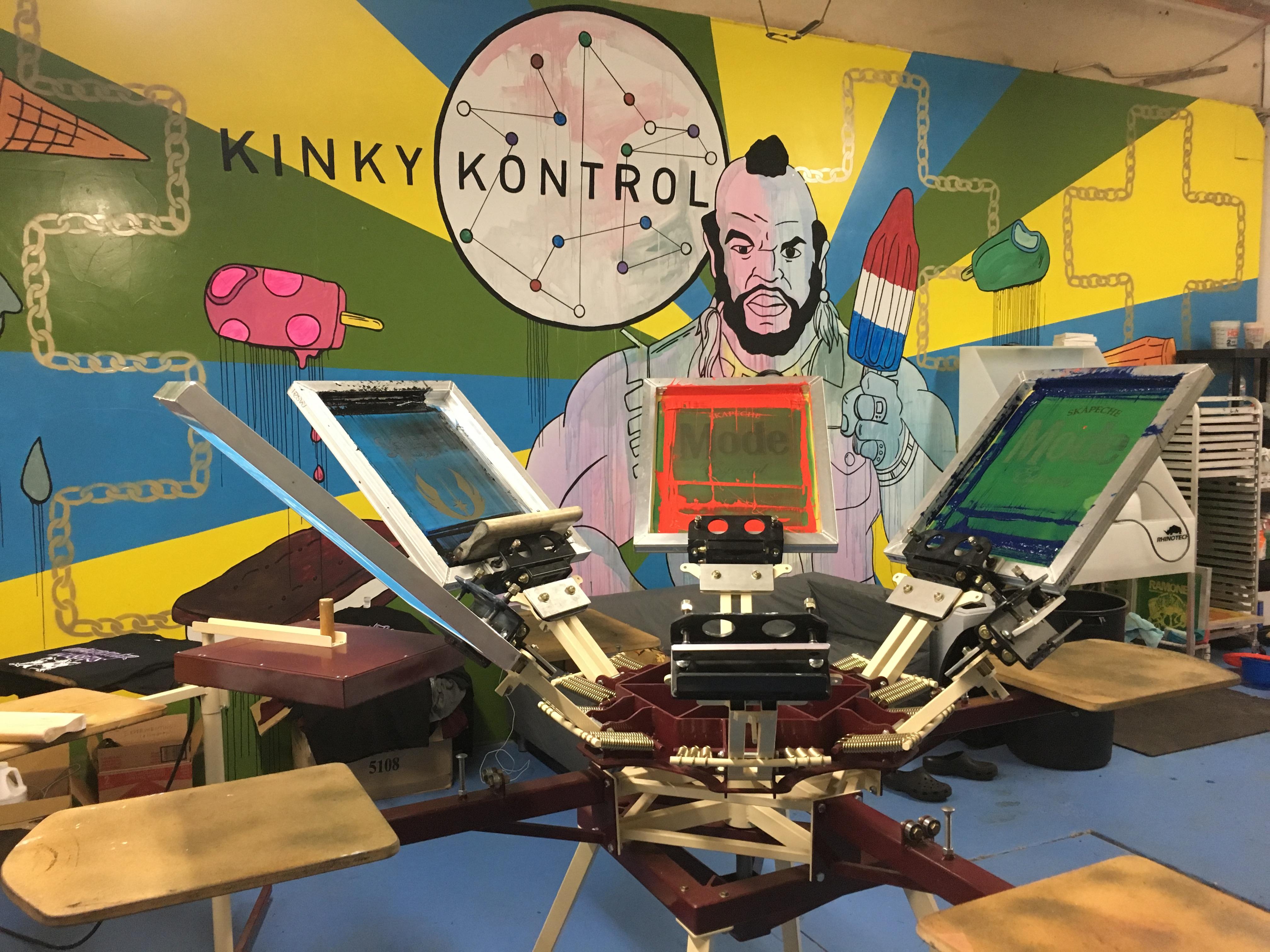 Kinky Kontrol HQ
