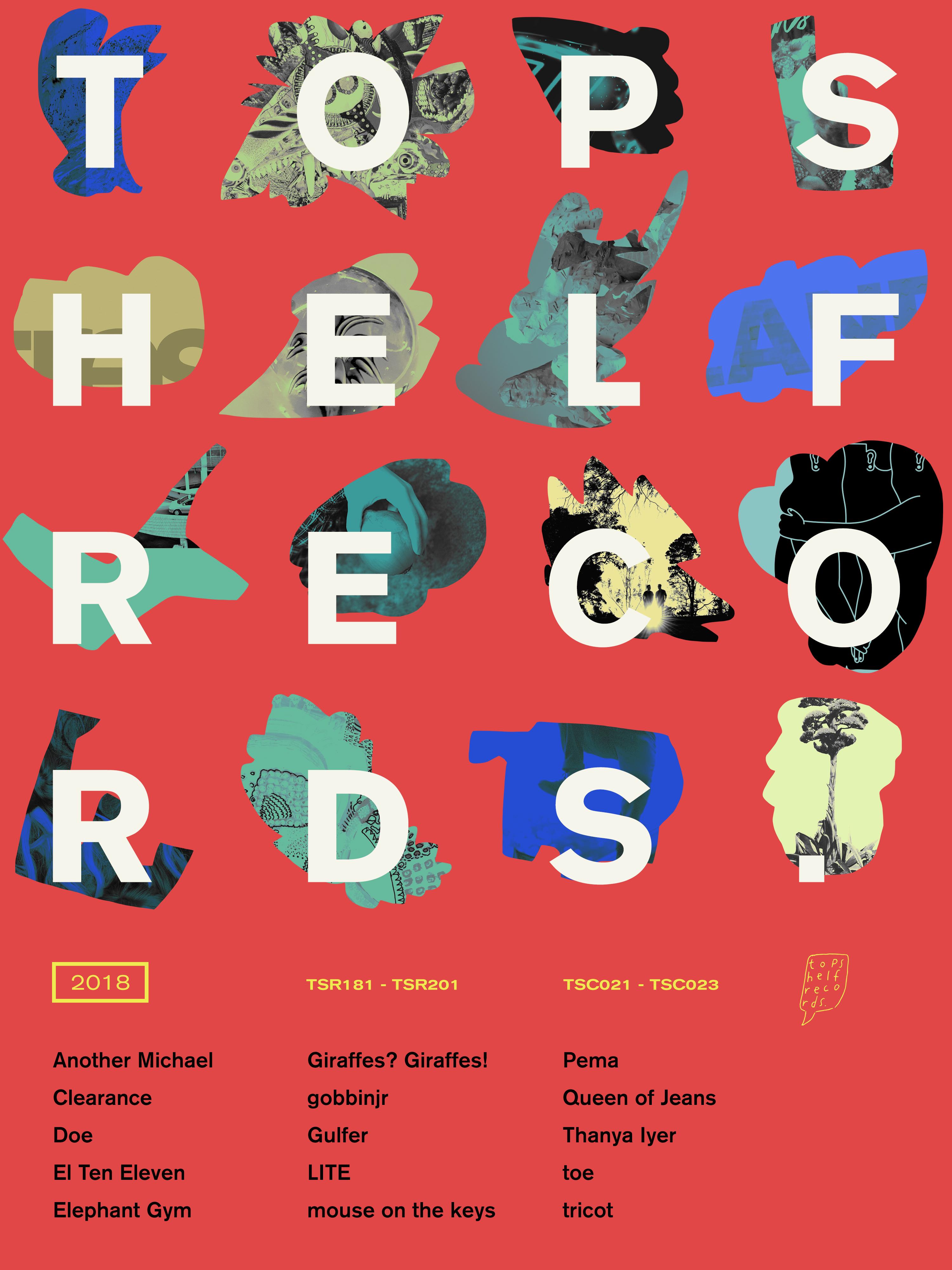 Topshelf Records - News
