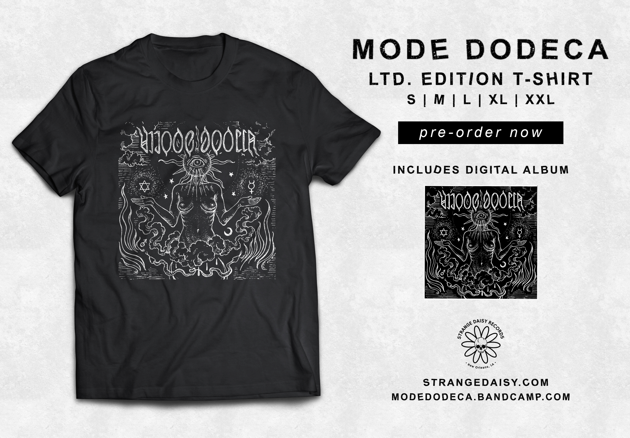 Mode Dodeca T-Shirt