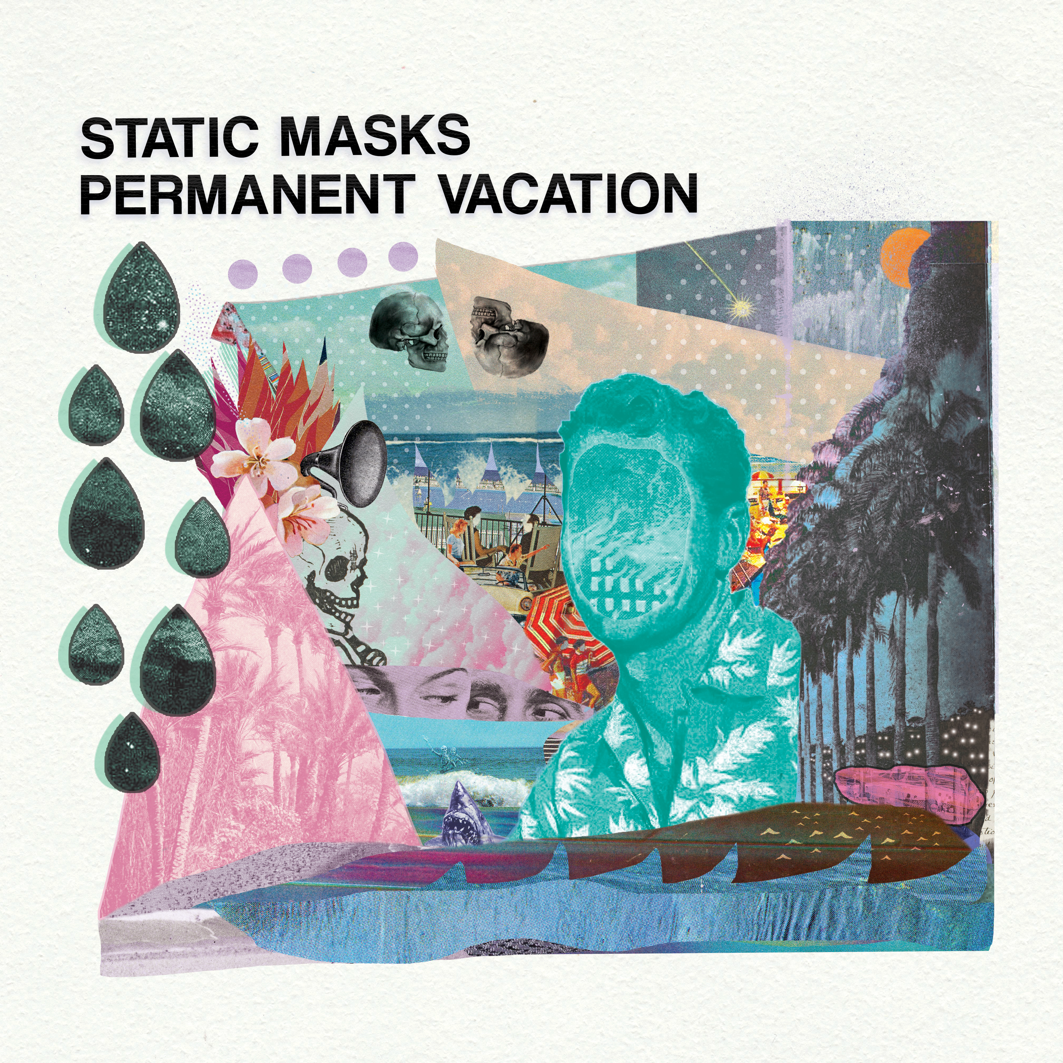 Static Masks ~ Permanent Vacation